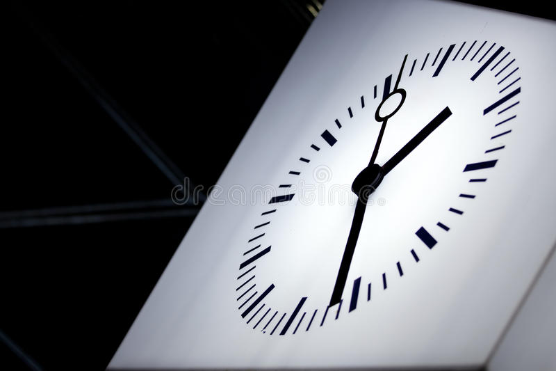 Download Modern Clock stock image. Image of alarm, seconds, alarms - 24728863
