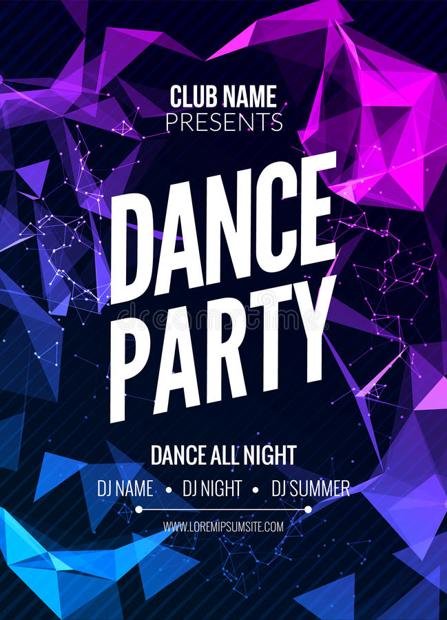 Modern club music party template dance party flyer brochure download modern club music party template dance party flyer brochure night party club saigontimesfo