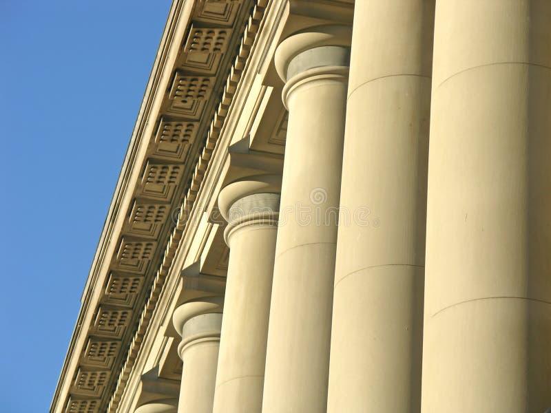 Modern Columns modern columns royalty free stock images - image: 182089