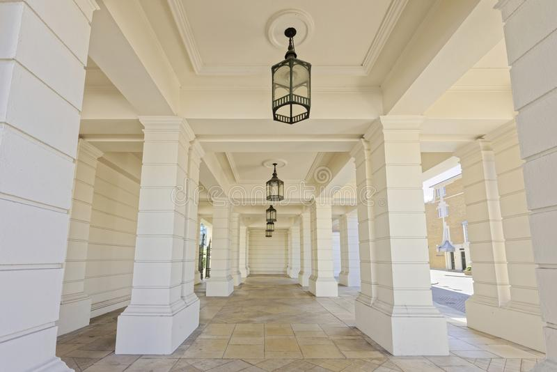 Modern Columns modern columns editorial photography - image: 55659957