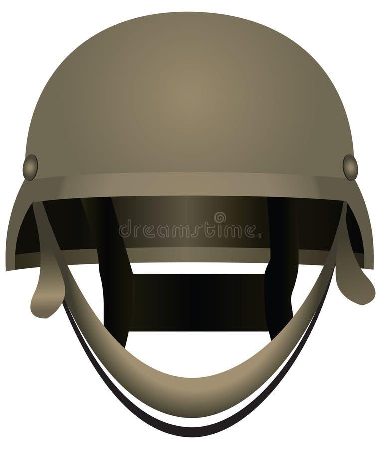 Download Modern combat helmets stock vector. Illustration of lifesaver - 28175439