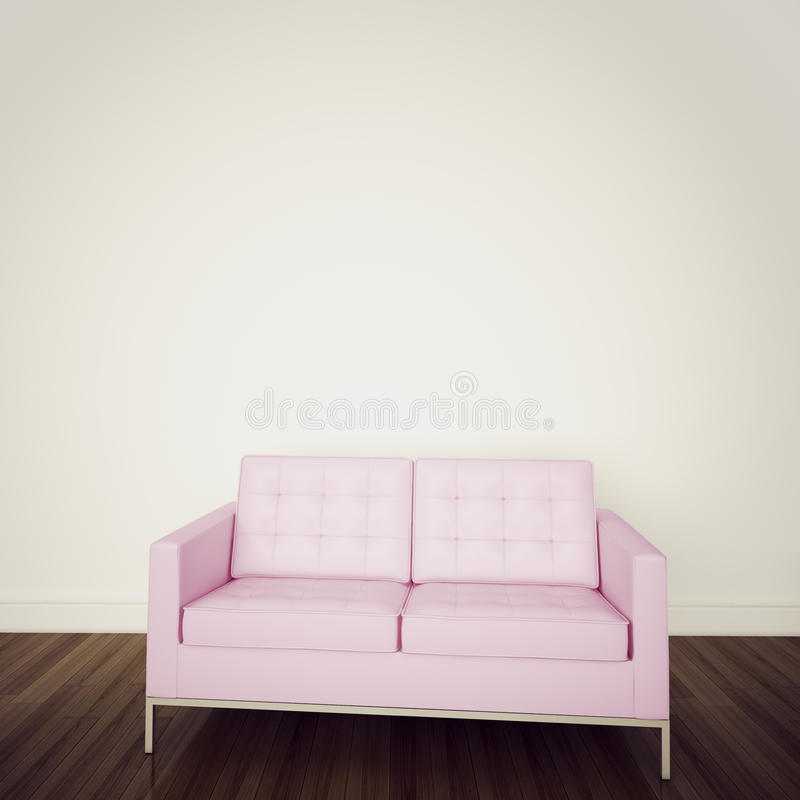 Download Modern Comfortable Interior With 3d Rendering Stock Photo - Image: 18333074