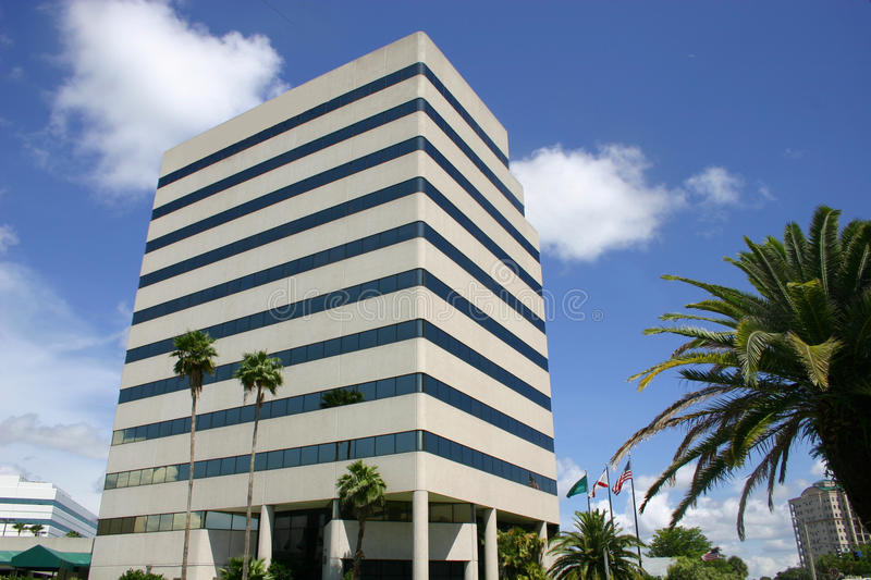 Modern commercial building stock images