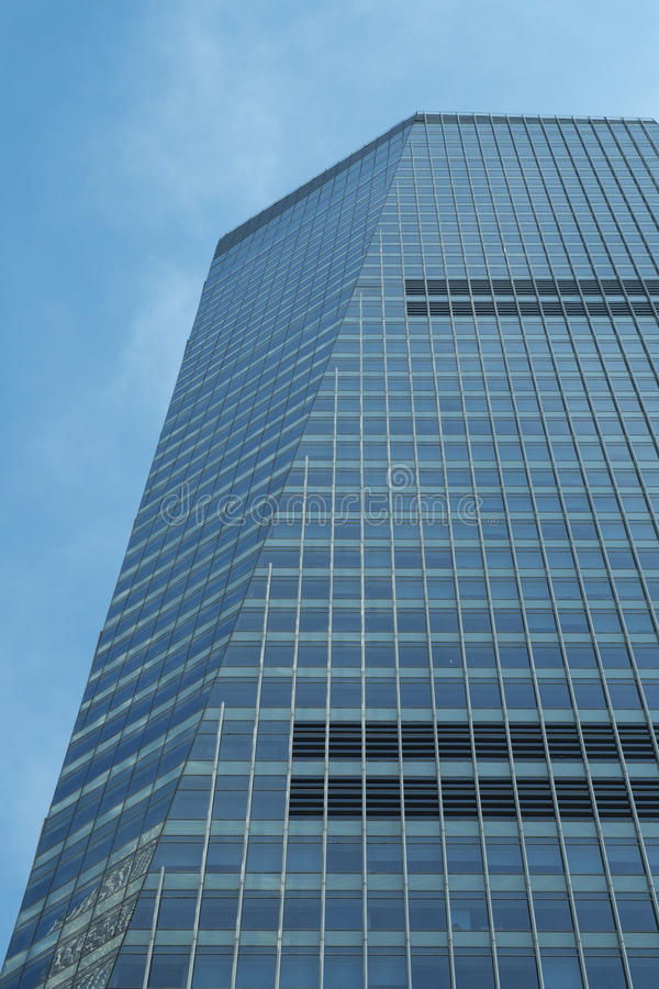 Download Modern Commercial Skyscraper Stock Photo - Image of style, shapes: 26207874