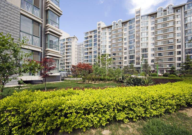 Download Modern Condominium Towers Stock Photos - Image: 14479473