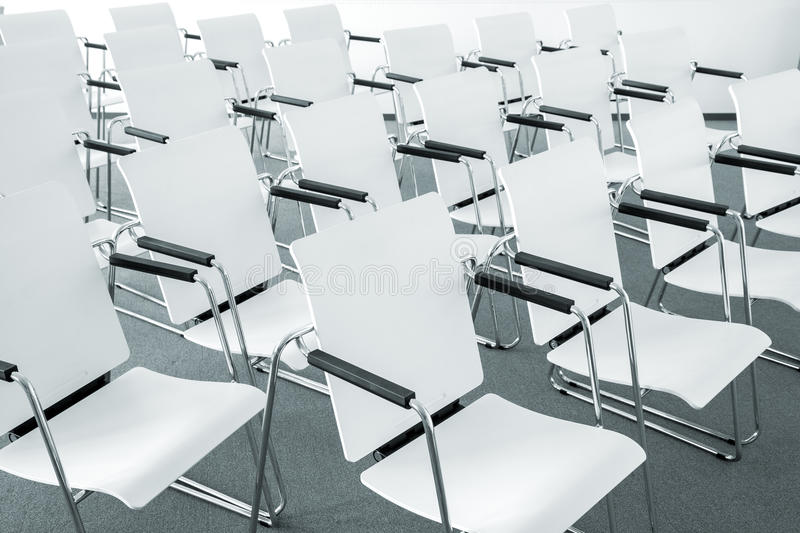 Download Modern Conference Room Chairs Stock Photo   Image Of Business,  Auditorium: 70820800