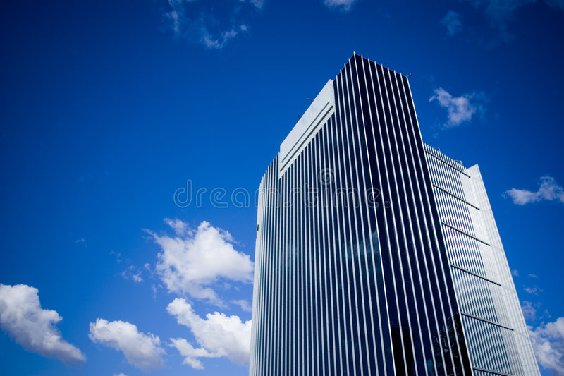 Download Modern corporate building stock photo. Image of wealth - 2400550
