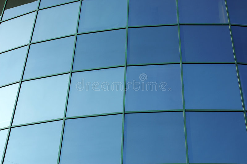 Modern Corporative building royalty free stock image
