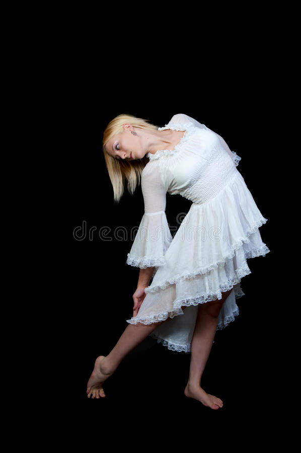 Modern Dance royalty free stock images