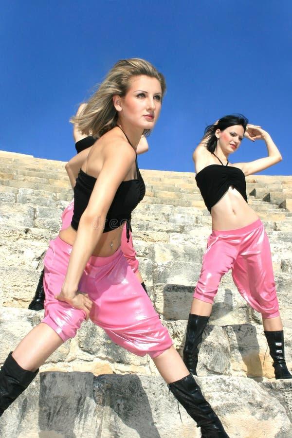 Download Modern dancers stock image. Image of girls, artist, culture - 9175759