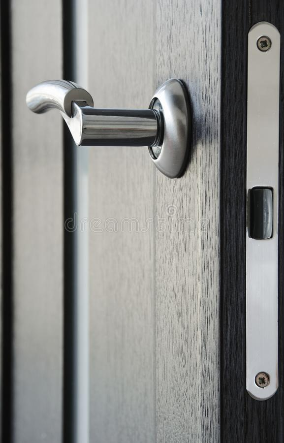 Modern office door royalty free stock photography