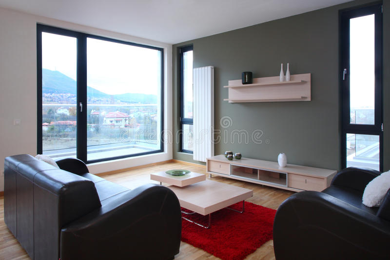 Download Living room stock photo. Image of architecture, space - 29824112
