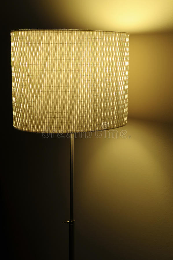 Download Modern Decorative Floor Lamp Stock Photo - Image: 20764146
