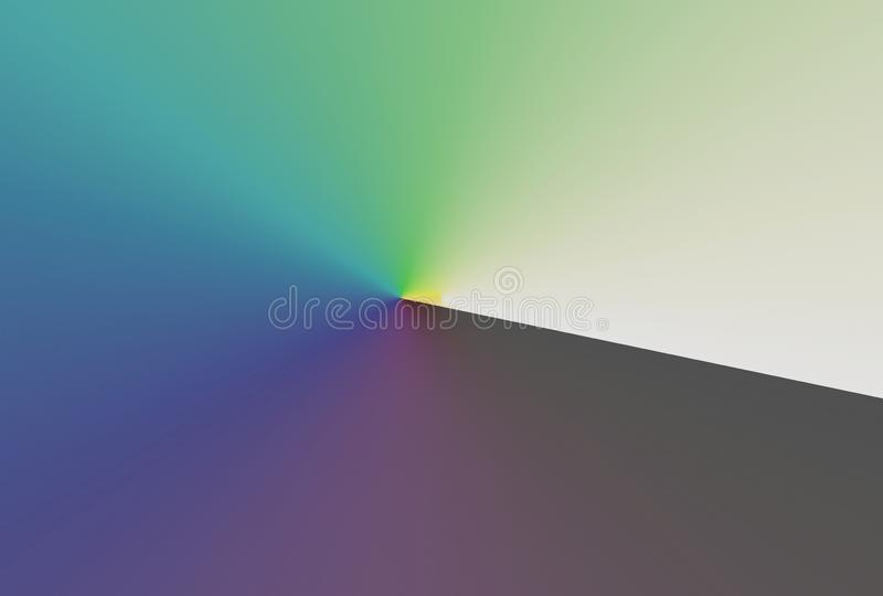 Modern design abstract colorful weird wallpaper. Modern design abstract wallpaper with colorful background texture and elements royalty free stock photos