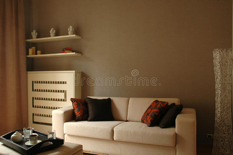 Download Modern design of house stock image. Image of room, style - 26825003