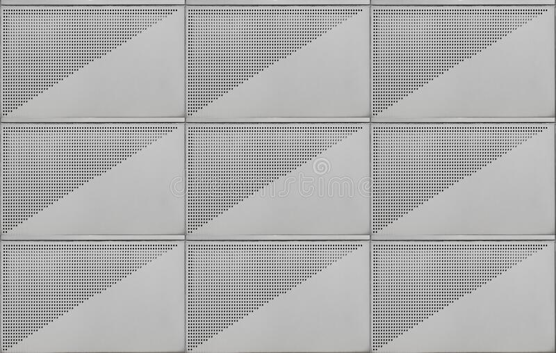 Modern design metal steel plate pattern texture wall background. Modern design metal steel plate pattern texture wall background stock photo