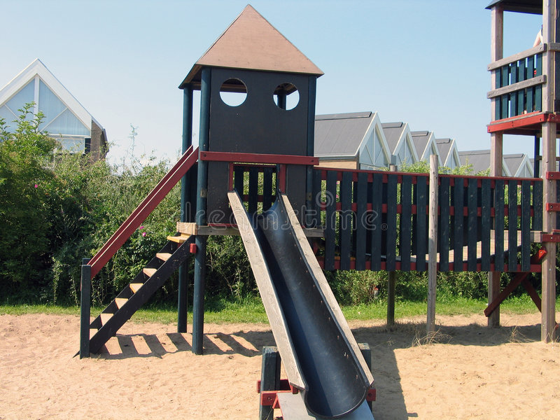 Modern design playground facilities