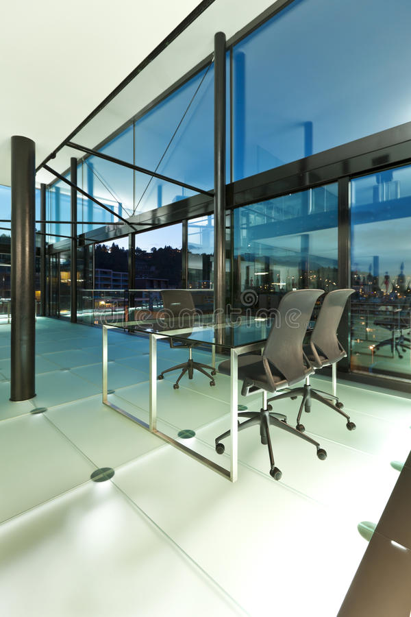 Modern design, studio royalty free stock photo