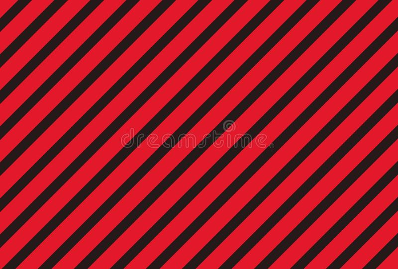 Modern diagonal striped pattern background. Retro, red, black, wallpaper, backdrop, colors, design, simple, check, plaid, fabric, repeat, concept, creative stock photo