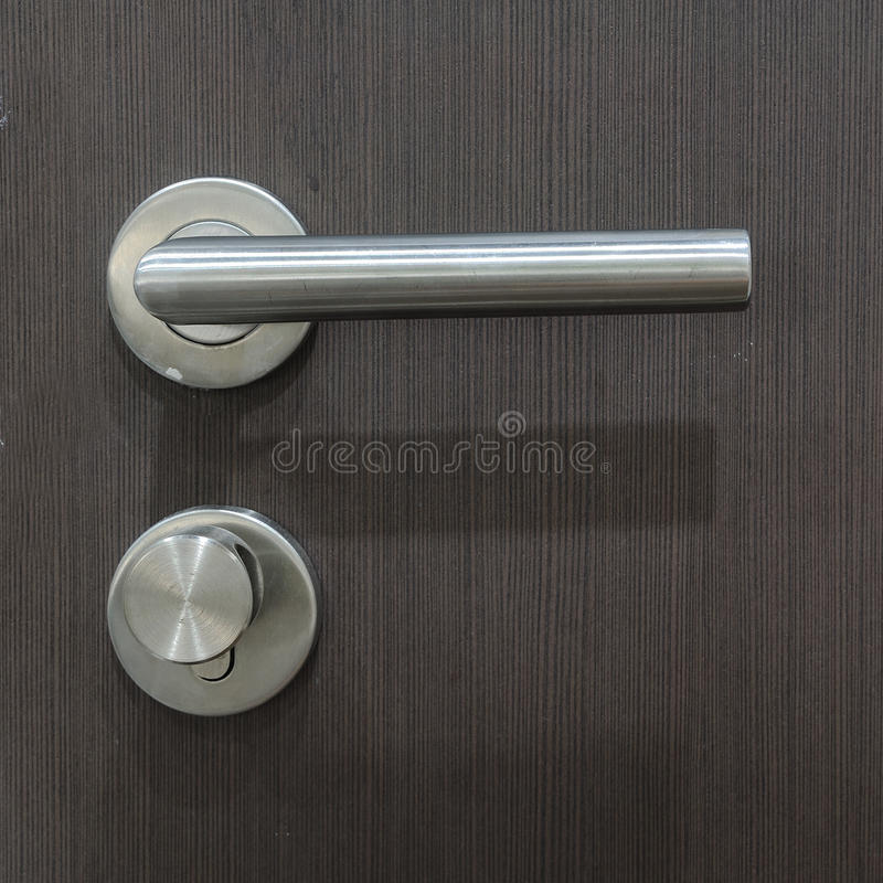 modern door handles. Download Modern Door Handle And Lock. Stock Photo - Image Of Latch, Design: Handles