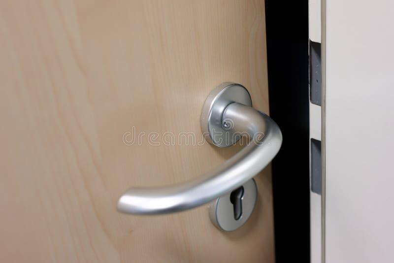 Download Modern Door Knob stock image. Image of handle, metal - 33993019