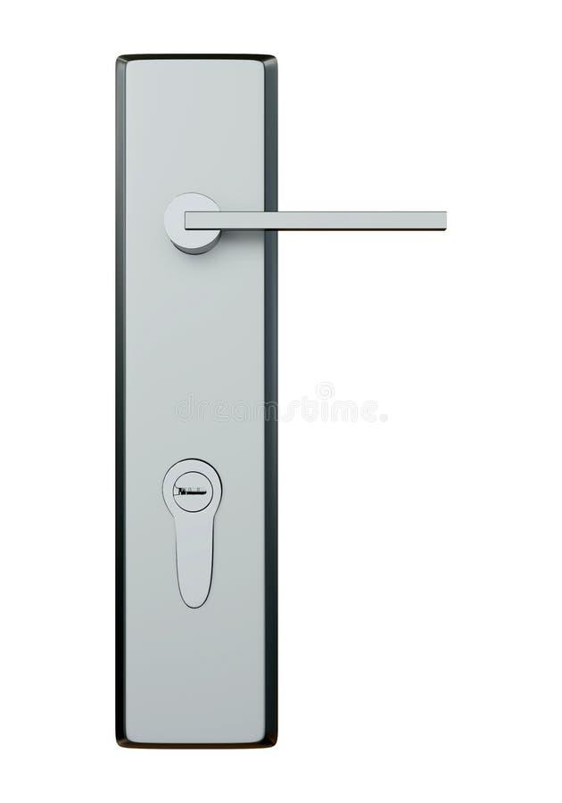 Modern Door Lock. royalty free illustration