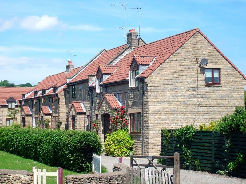 Download Modern English Housing Estate Stock Photo - Image: 5496770