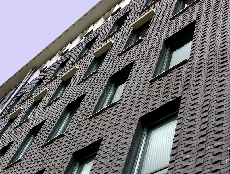 Download Modern Facade stock image. Image of futuristic, outdoor - 360281