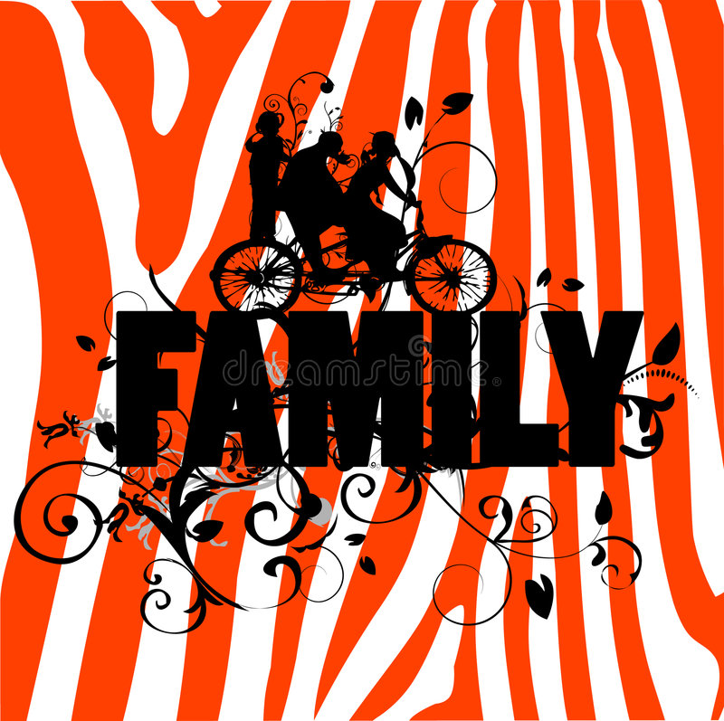 Download Modern Family Background - Stock Illustration - Image: 6667808