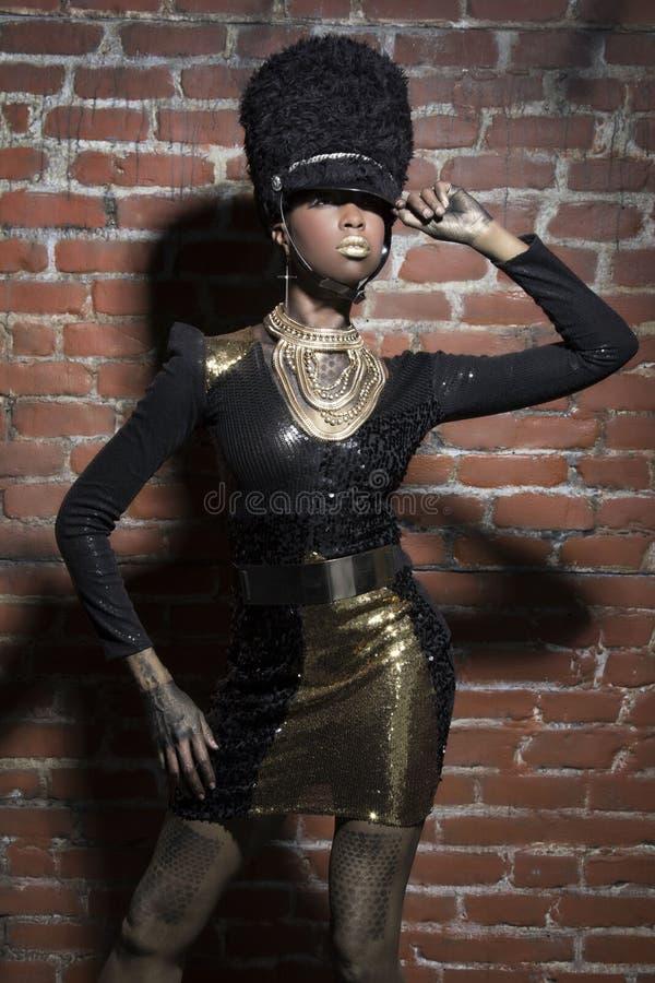 Modern fashion stock image