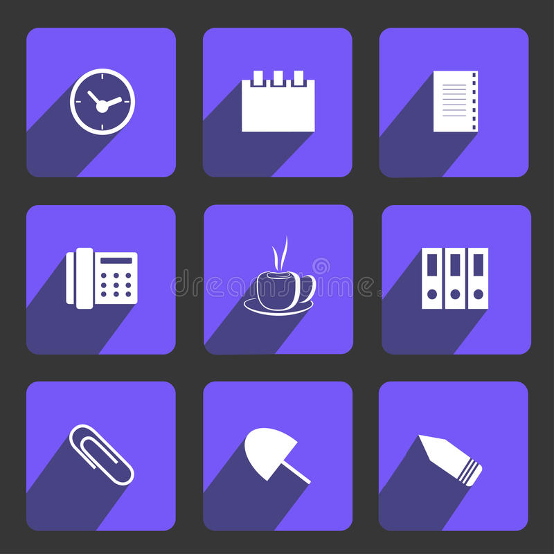 Modern flat icons vector vector illustration