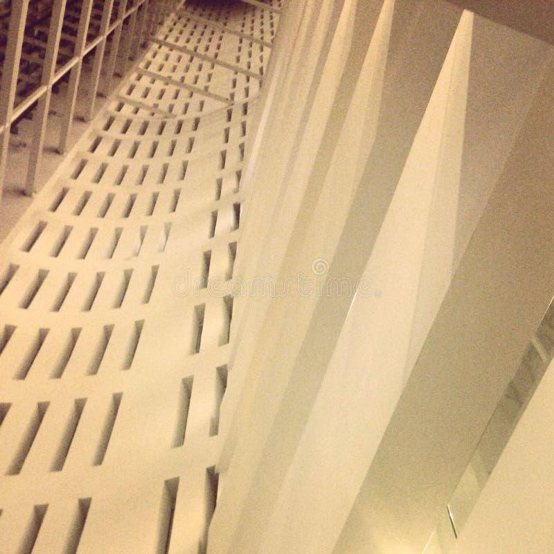 Modern Flatgebouw royalty-vrije stock foto's