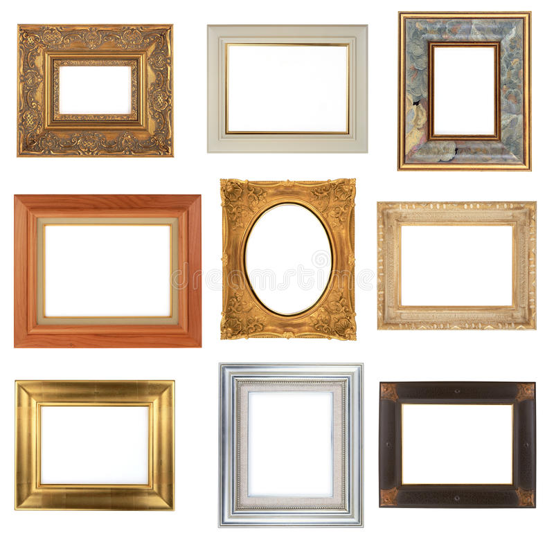 Modern Frames, Photo frame stock photo. Image of bordering - 48267366