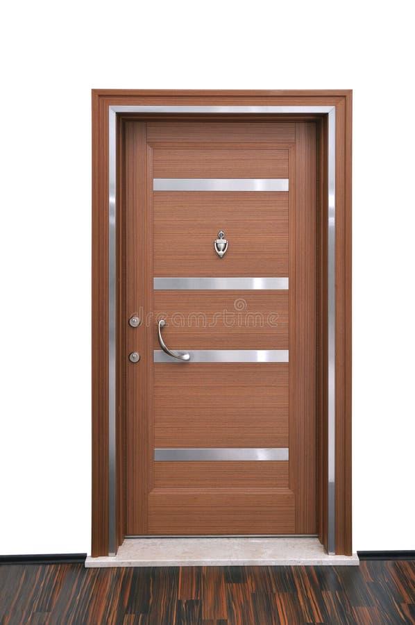 Free Modern Front Door Stock Photography - 22768822