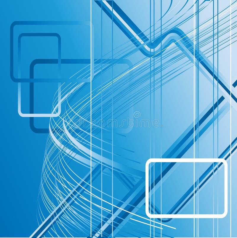 Modern futuristic vector stock illustration