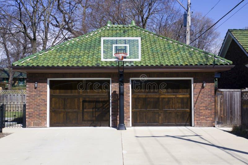 Download Modern Garage stock image. Image of construction, backboard - 23937815