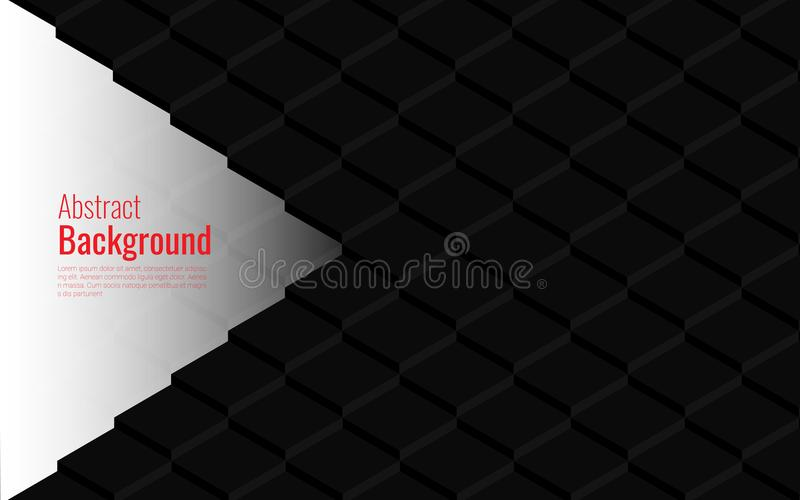 Modern geometric texture abstract background for the cover design, book design, poster, banner and square frame. Decoration for business presentation and vector illustration