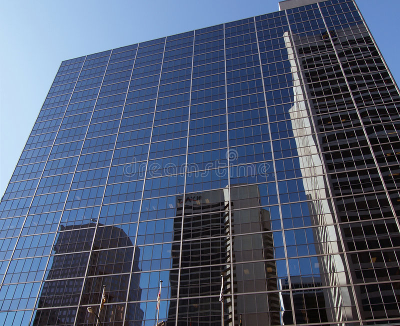 Download Modern glass building stock photo. Image of structure, skyscraper - 638286