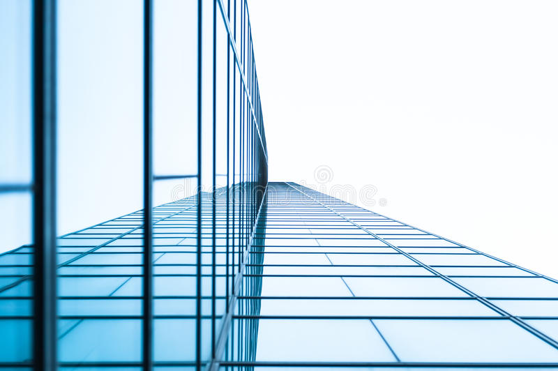 Download Modern Glass Building stock photo. Image of trade, architecture - 93453754
