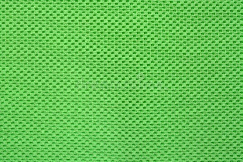Modern grön tygtextur arkivbilder