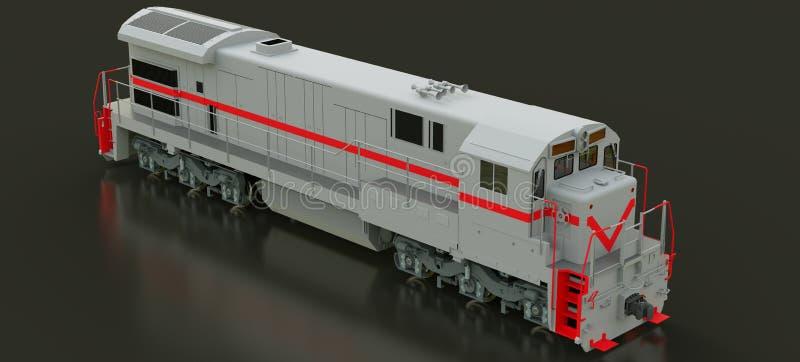 Diesel Locomotive Stock Illustrations – 1,632 Diesel