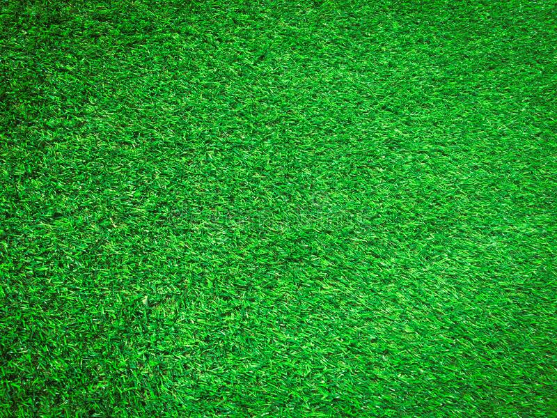 Modern green lawn texture background. Wallpaper for work and design stock photo