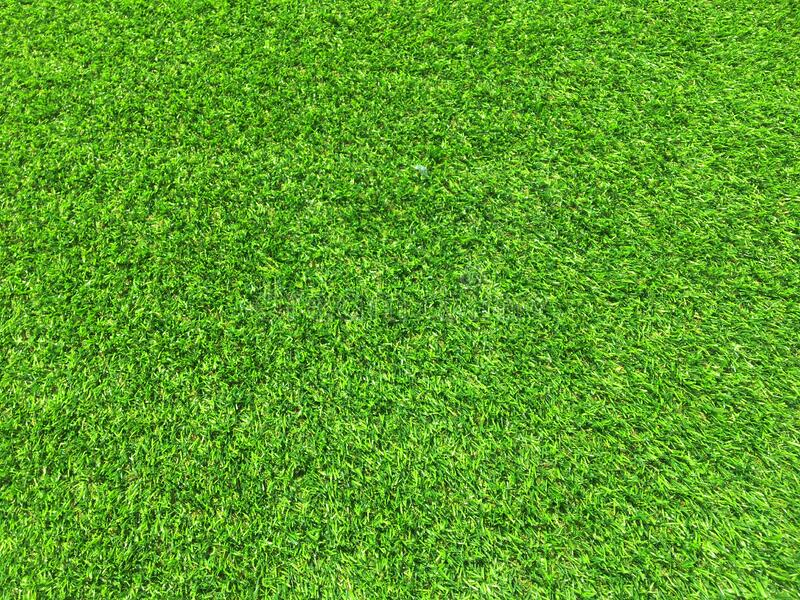 Modern green lawn texture background. Wallpaper for work and design stock photos