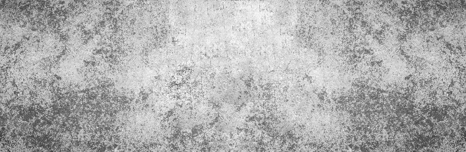 Modern grey paint limestone texture wide screen background in white light seam home wall paper. Back flat subway concrete stone. Table floor concept surreal stock photo