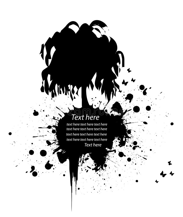 Free Modern Grunge Nature Royalty Free Stock Image - 8449346
