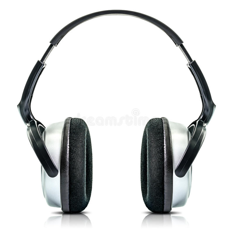 Free Modern Headphone Royalty Free Stock Image - 35995936