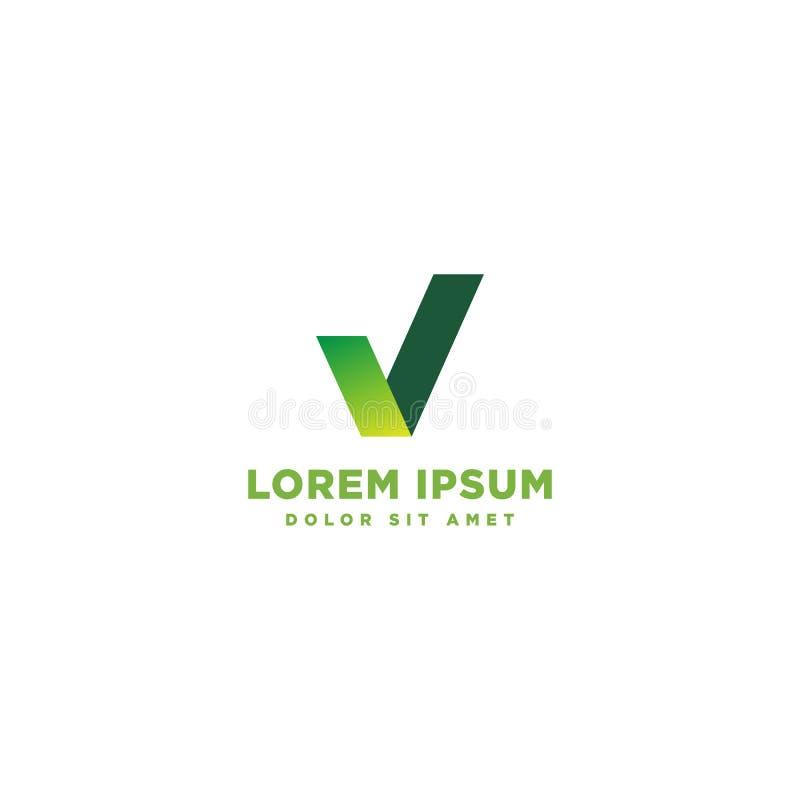 Modern het embleemontwerp van de tik abstract golf, bedrijfspictogram Geometrisch embleem vector illustratie