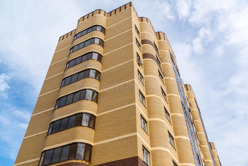 Download Modern High rise Apartment Building Made Of Brick Stock Photo    Image  69891767Modern High rise Apartment Building Made Of Brick Stock Photo  . Modern Brick Apartment Building. Home Design Ideas
