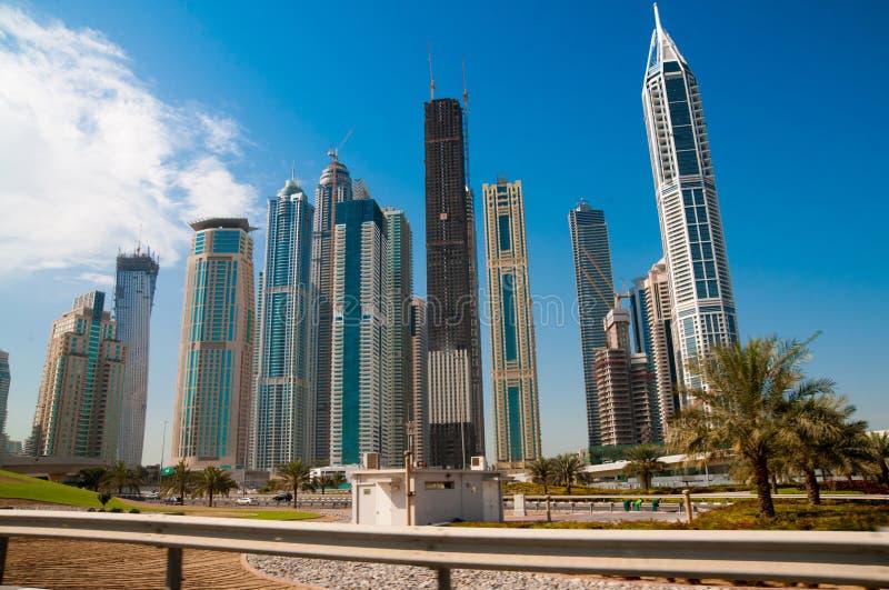 Modern High-rise Buildings Stock Photos