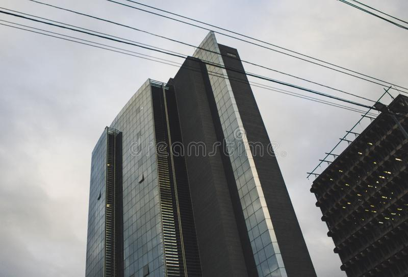 Modern High Rise royalty free stock image